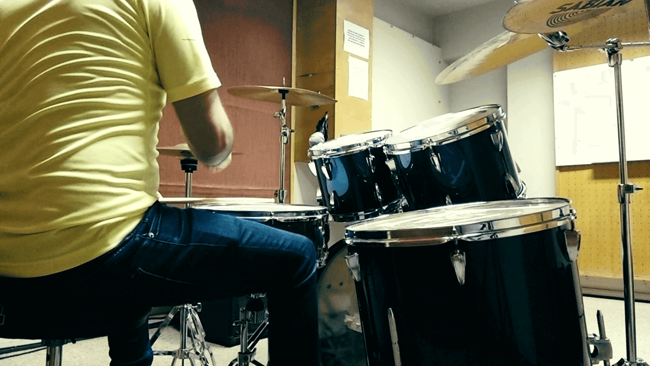 Drumteacher – The Way You Make Me Feel (Drum Cover)