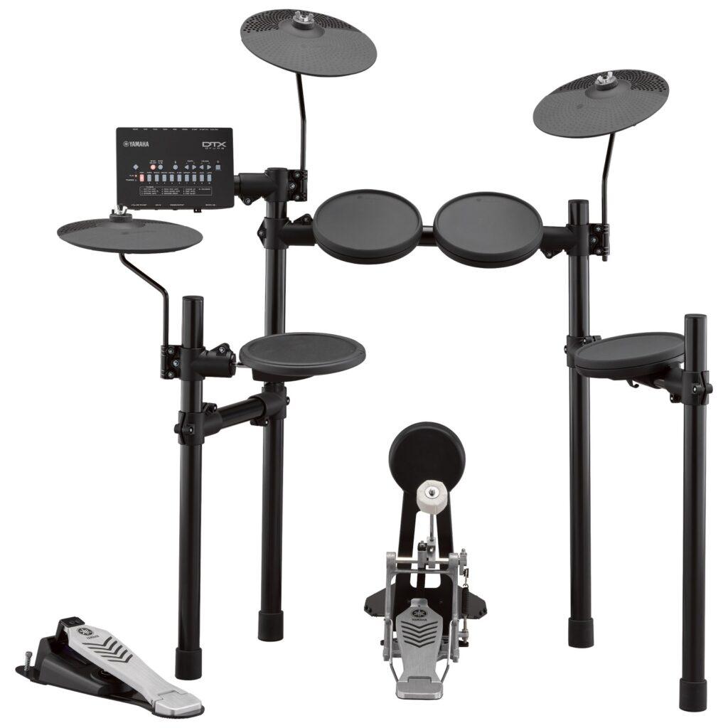Batería electrónica para principiantes Yamaha DTX452K - Chile - Drumteacher.cl