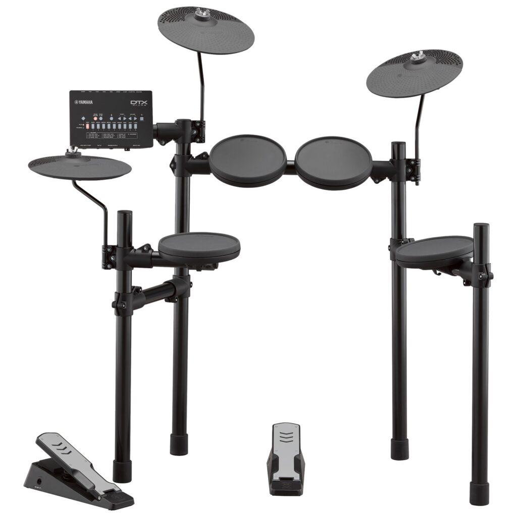 Batería electrónica para principiantes Yamaha DTX402K - Chile - Drumteacher.cl